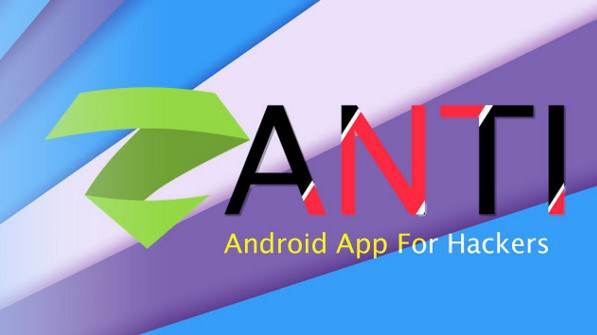 Zanti – Android App for Hackers