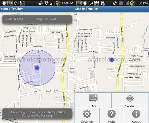 How to track your Android phone with no software installed