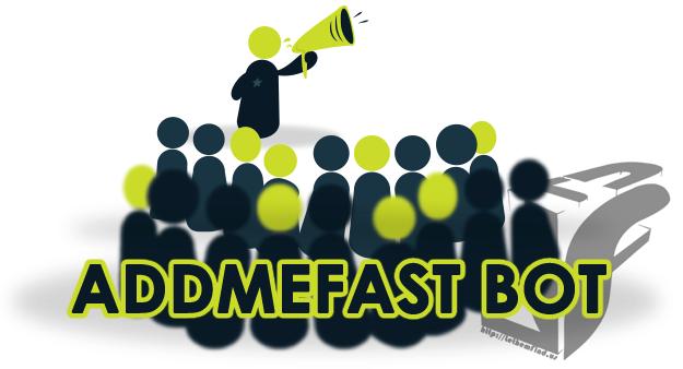 Addmefast BOT – 2016