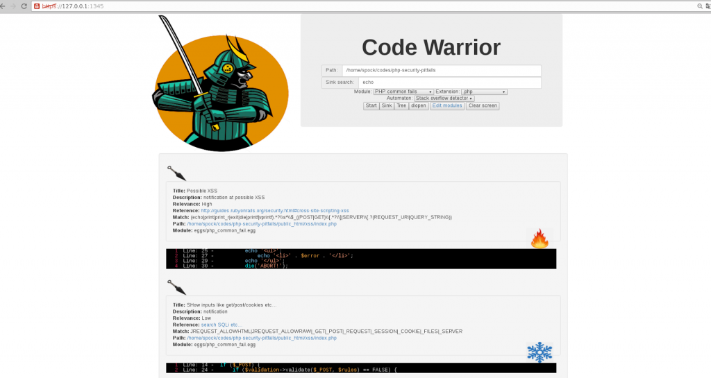 CodeWarrior – Code Analysis Tool And Static Analysis Tool