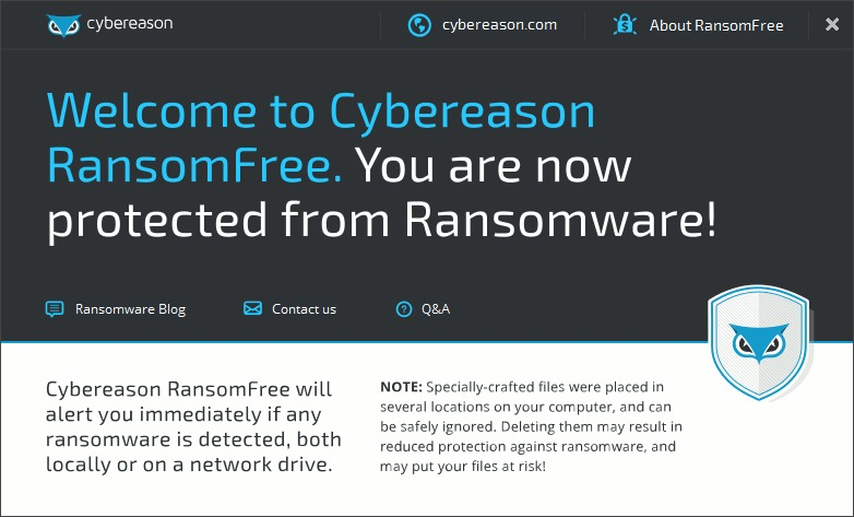 RansomFree – Protects Your Computer Against Ransomware Attacks