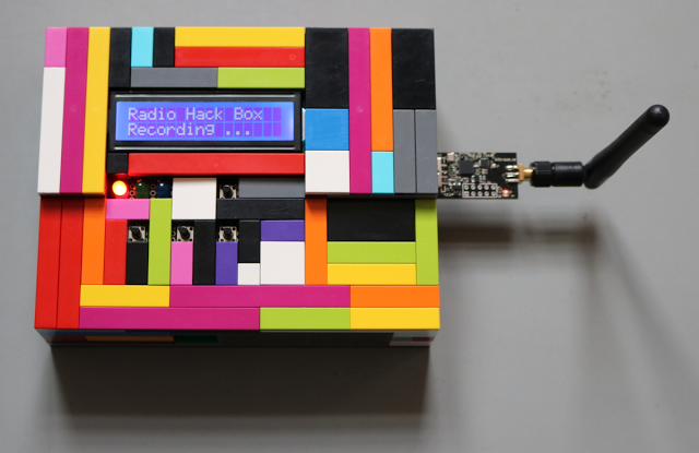 Radio Hack Box – Tool to Demonstrate Vulnerabilities in Wireless Input Devices