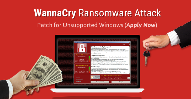 Protect Against WannaCry