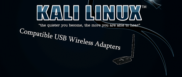 Best Kali Linux Compatible Wireless Adapters