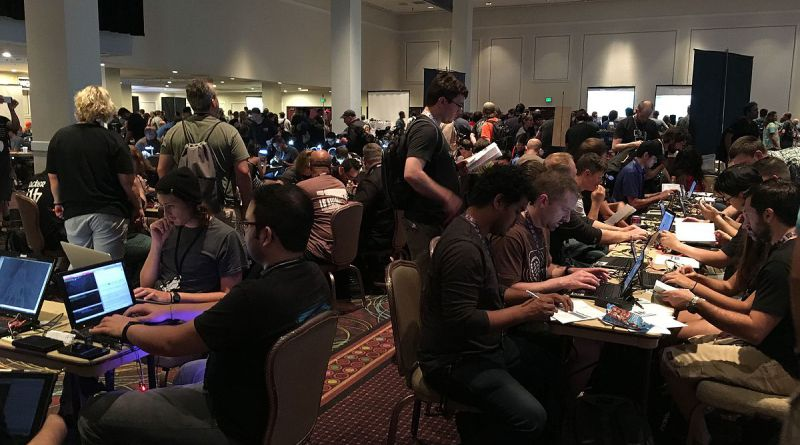 Hackers at DEFCON took only 12 Minutes to Hack US Voting Machines