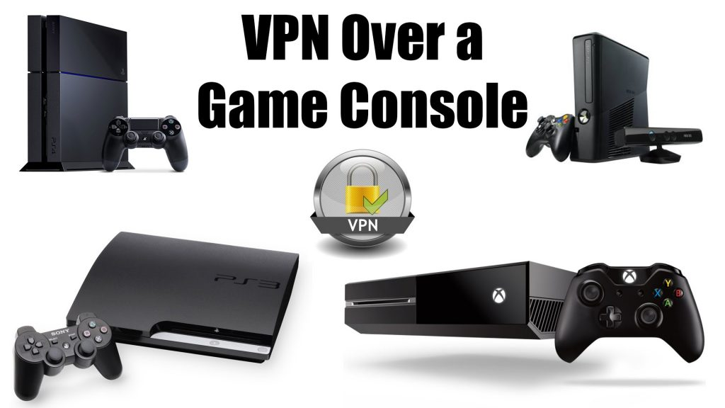 Routing your PS4/Xbox One through a VPN