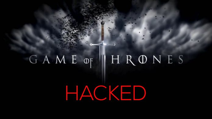 HBO Hacked : 'Game Of Thrones Season 7' Content Leaks online