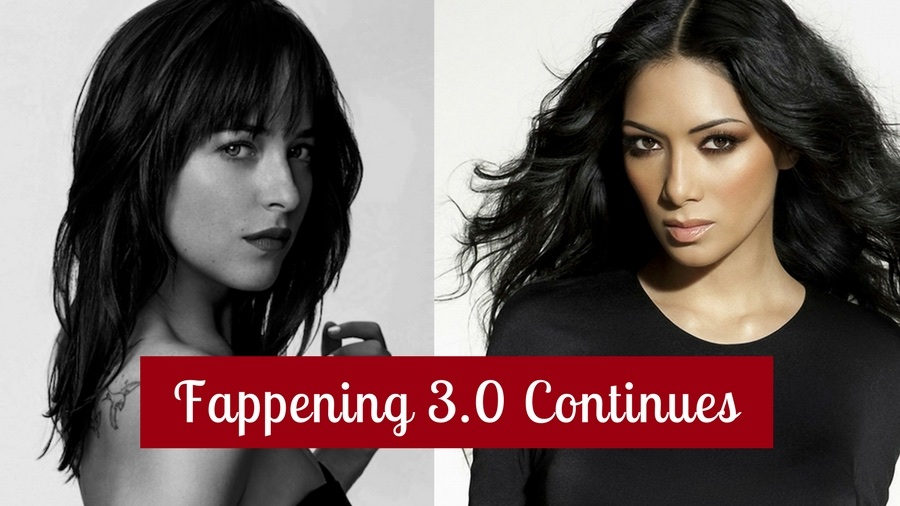 Fappening 3.0 continues – Private Photos of Nicole Scherzinger, Dakota Johnson and Addison Timlin
