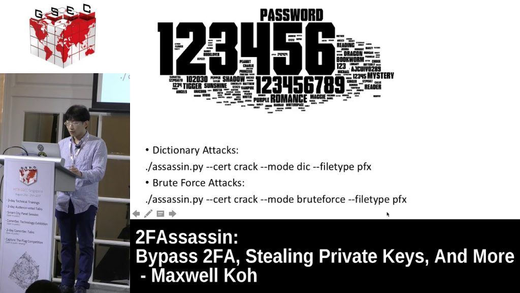 2FAssassin – Bypass Two Factor Authentication