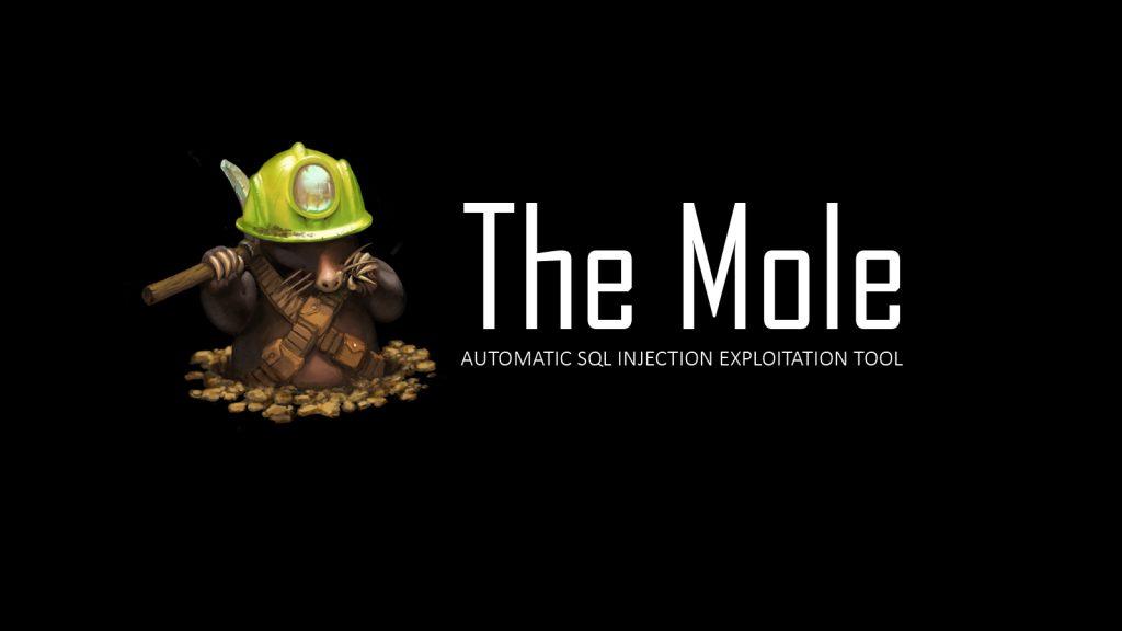 The Mole – Automatic SQL Injection Exploitation Tool