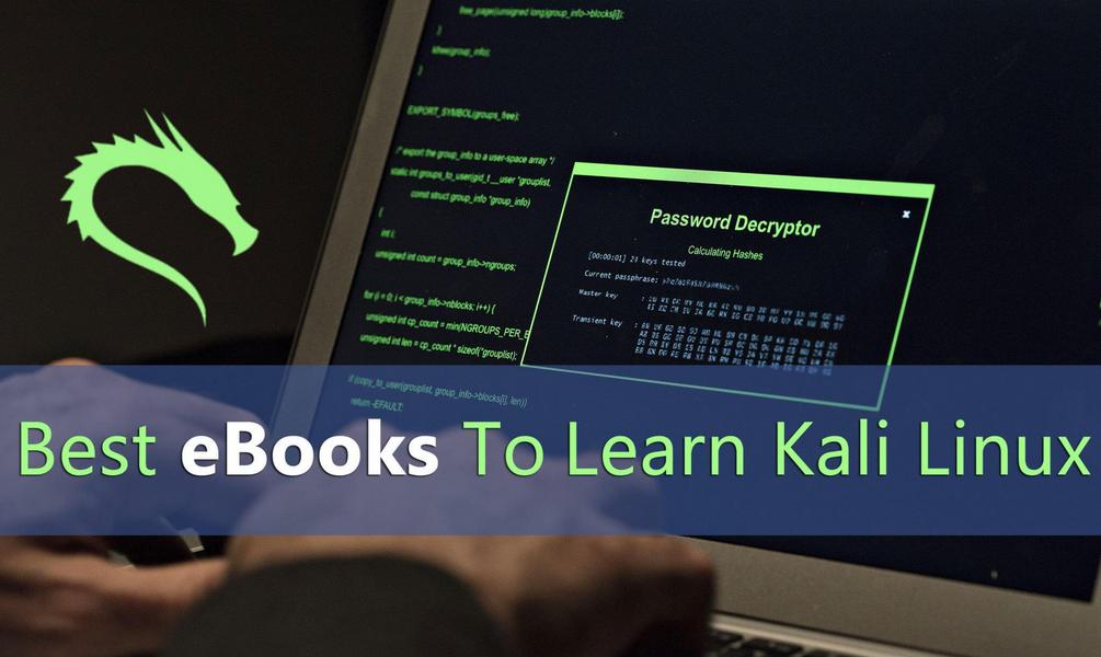 Kali Linux Hacking eBooks Download in PDF 2017