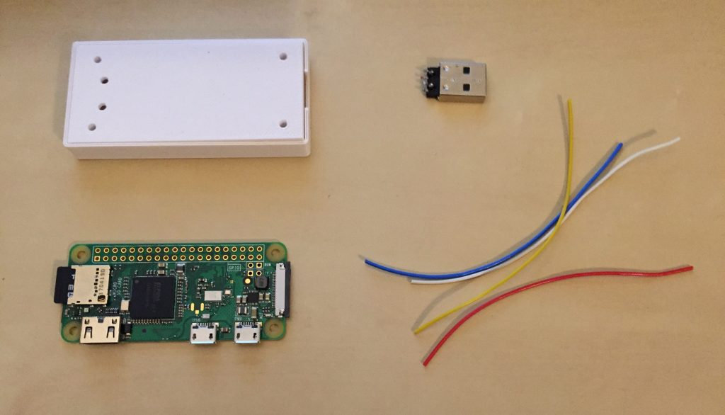 P4wnP1 – Raspberry Pi USB Attack Platform