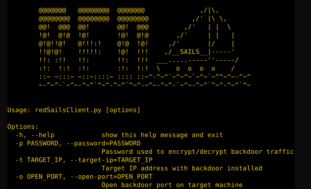 RedSails – Bypassing host based security monitoring and logging