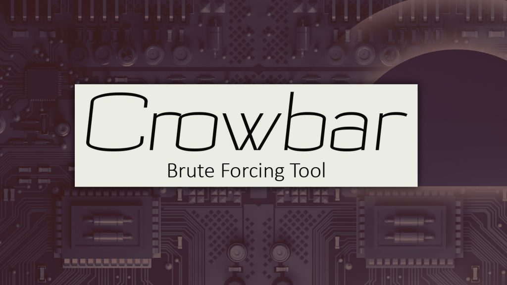 Crowbar – Brute Forcing Tool