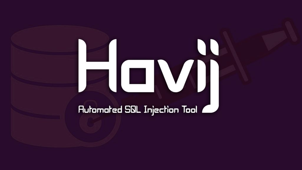 Havij – Automated SQL Injection Tool
