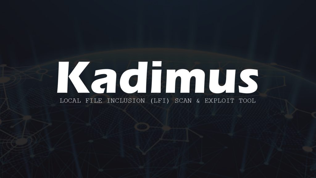 Kadimus – LFI Scan & Exploit Tool