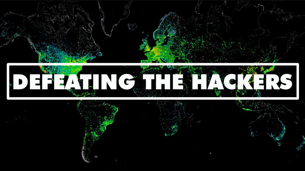 Defeating the Hackers (Documentary Film)