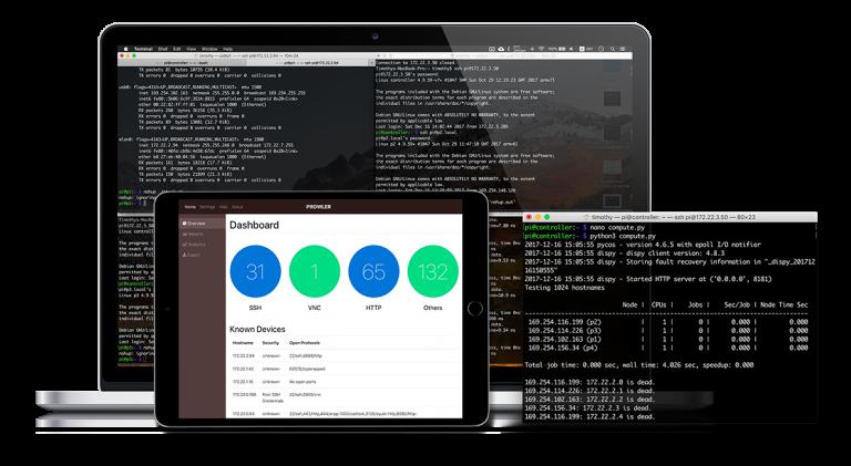 Prowler – Cluster Network Vulnerability Scanner