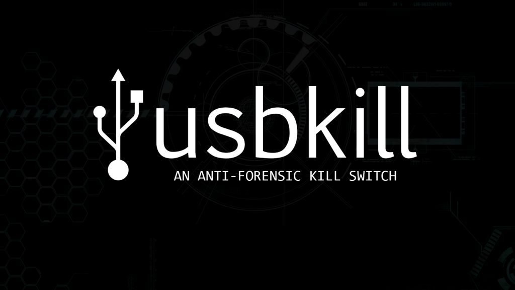 usbkill – An Anti-Forensic Kill Switch