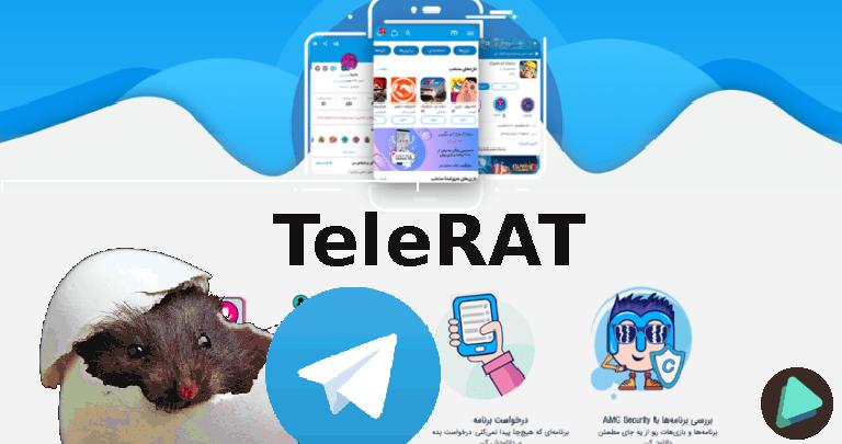 TeleRAT – Android Trojan Uses Telegram Bot API for C&C Communication