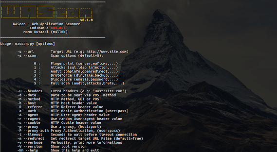 WAScan – Web Application Scanner