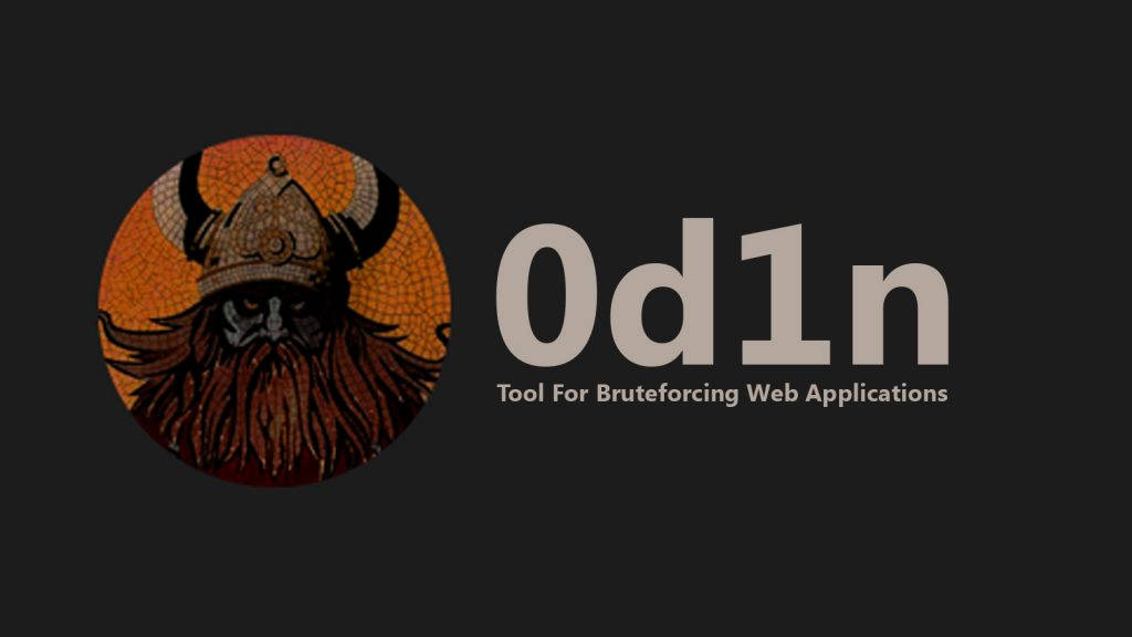 0d1n – Tool For Bruteforcing Web Applications