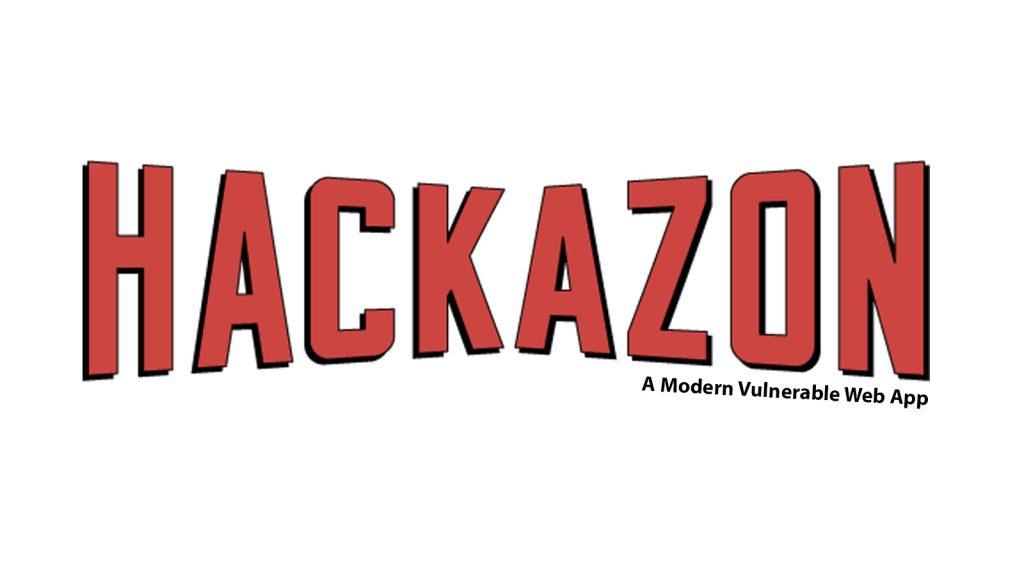 Hackazon – A Modern Vulnerable Web App