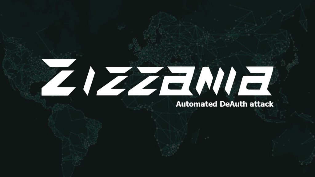 Zizzania – Automated DeAuth Attack