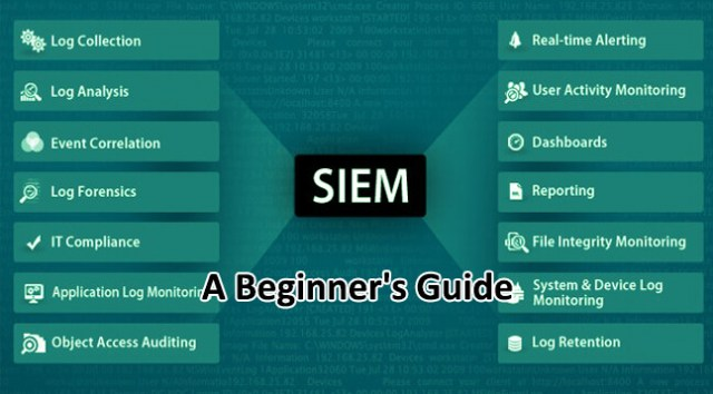 SIEM – A Beginner's Guide to Security Information and Event Management Tools