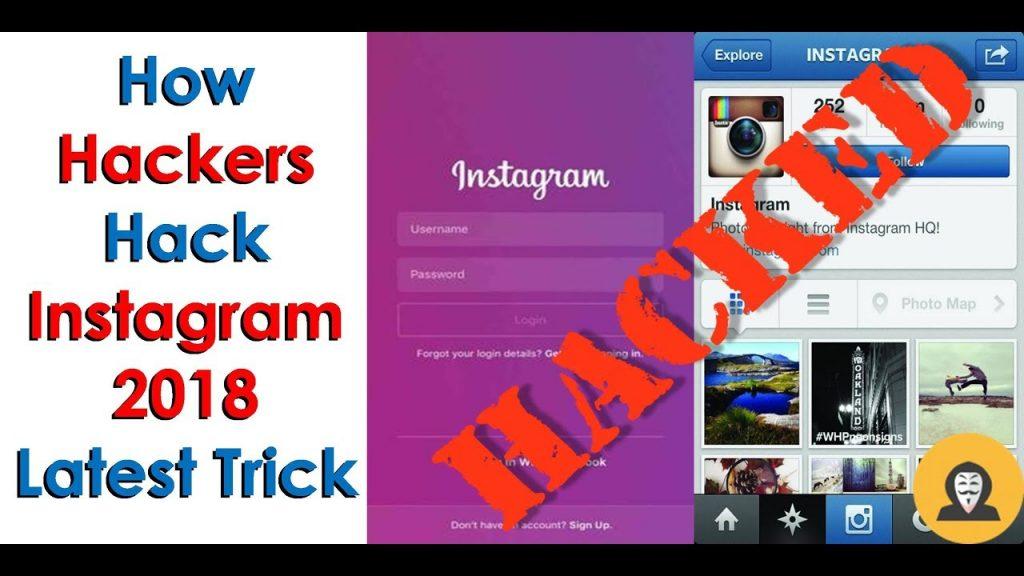 How To Hack Instagram Account 2018