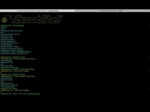 ibombshell – Dynamic Remote Shell
