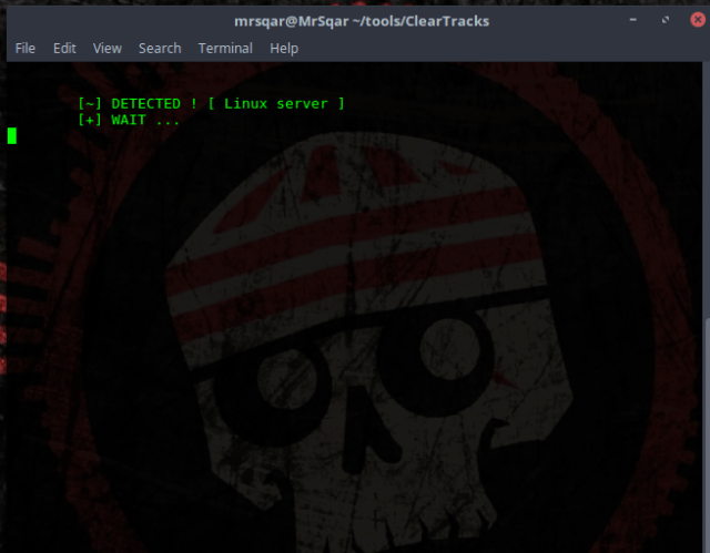 Log-killer : Clear All Your Logs In Linux & Windows Servers