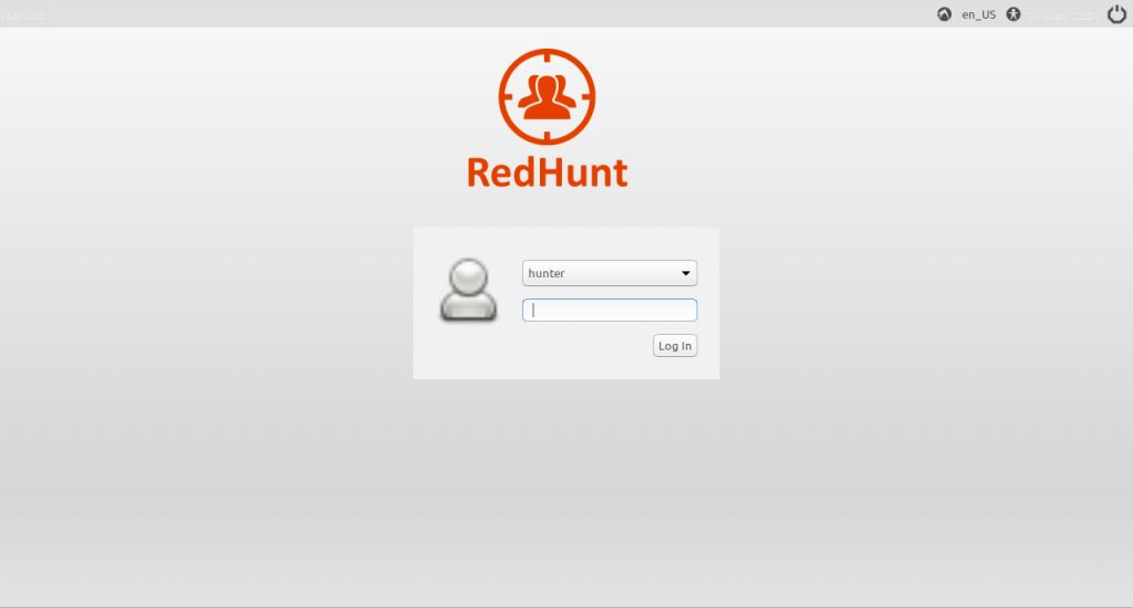Redhunt OS – Virtual Machine for Adversary Emulation and Threat Hunting