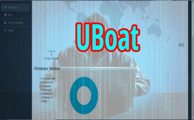 UBoat – A POC HTTP Botnet Project