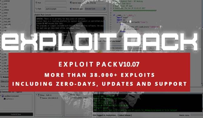 Exploit Pack – Next Generation Exploit Framework