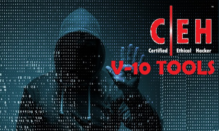 CEH V10 : Certified Ethical Hacker v10 Lab Tools Download