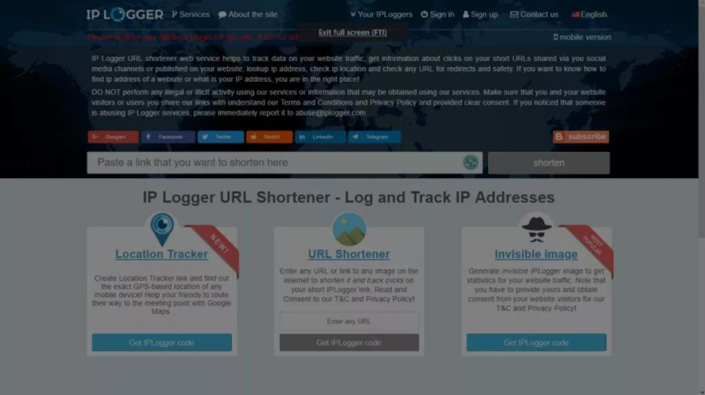 Best IP Address Grabbers 2019