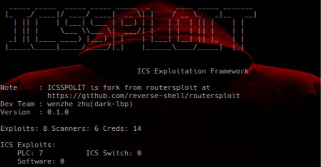 ISF – Industrial Control System Exploitation Framework