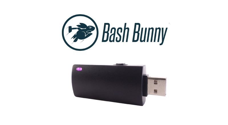 Bash Bunny – Multi-Functional USB Attack Device