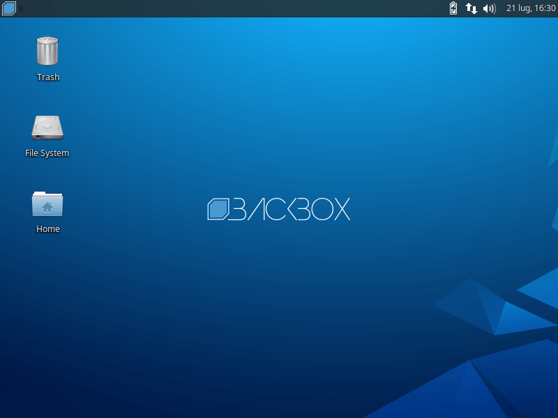 BackBox – Penetration Testing Distribution