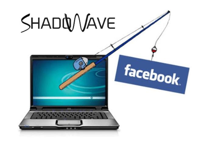 Shadowave: Hacking Facebook ID By Sending Link