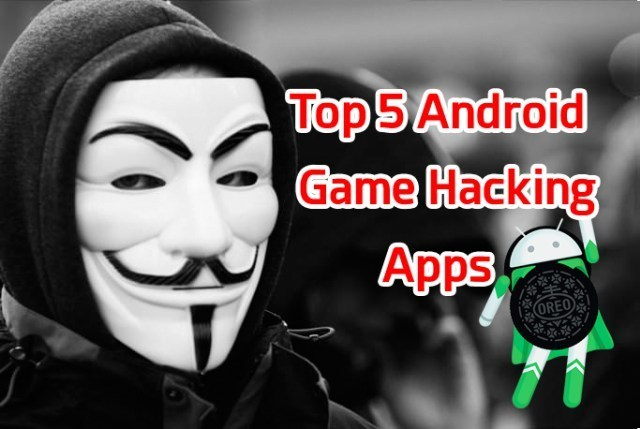 Top 5 Best Android Game Hacking Apps