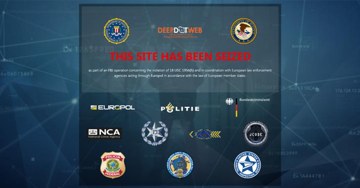 FBI Take Down Dark Web Search Site DeepDotWeb for Money Laundering