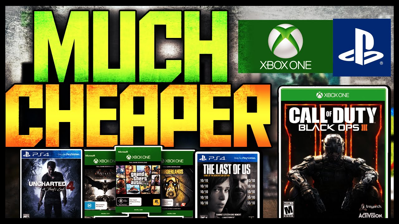 XGC – Xbox Gift Card Trick to get Cheaper Games