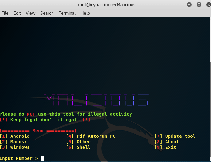 Malicious – Malware Downloading Tool