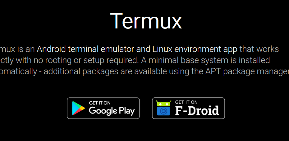 Termux Hacks Guide – Commands, Tools and Tutorials