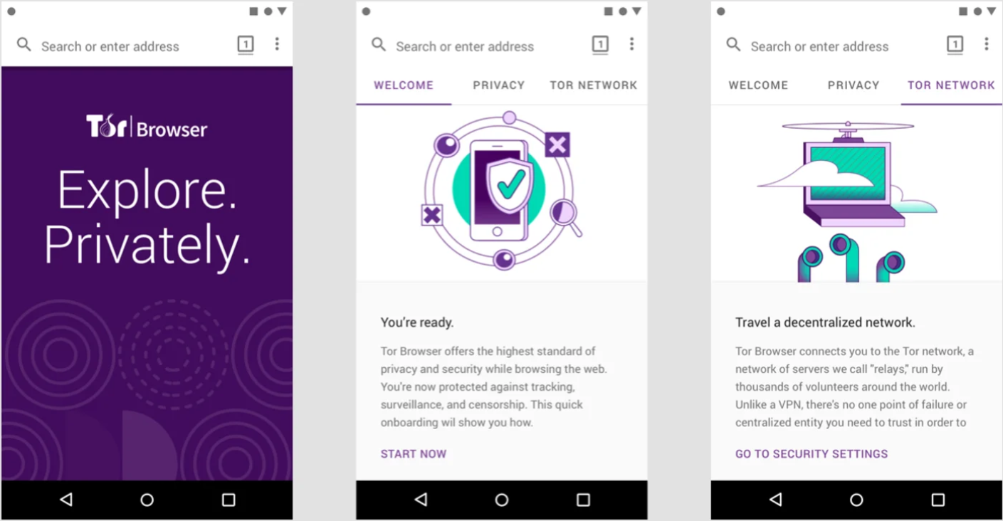 Official TOR Browser App released for Android