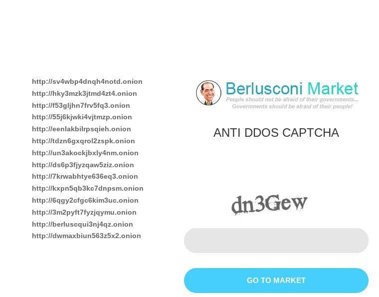 Berlusconi Darknet Market
