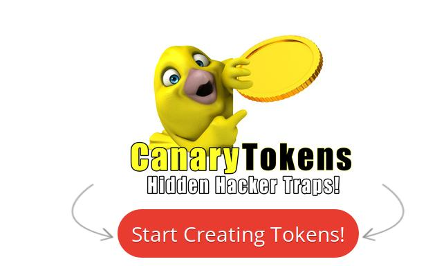 CanaryTokens – Implant Honeypots in your Network