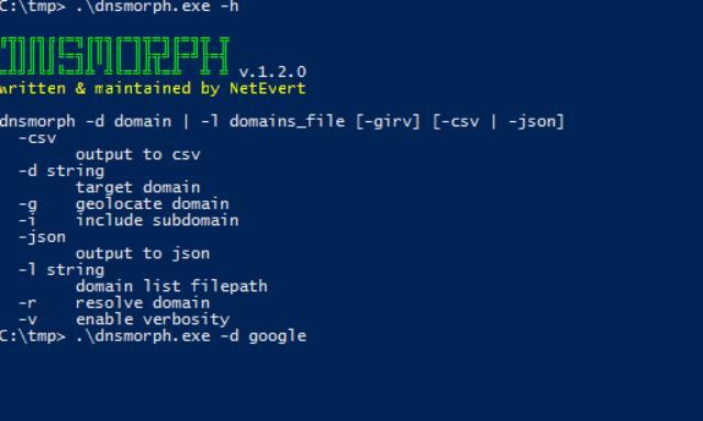 DNSmorph – Domain Name Permutation Engine